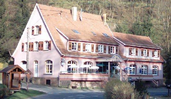 Le Windstein Et Ses Chateaux Jaegerthal
